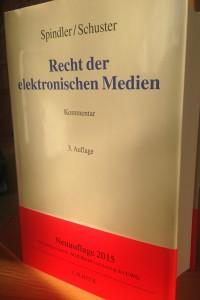 Spindler / Schuster / Cover