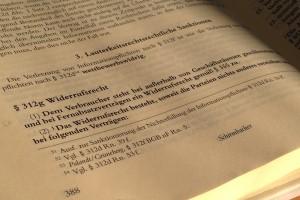 Auszug aus Spindler/Schuster, Recht der elektronischen Medien, Schirmbacher