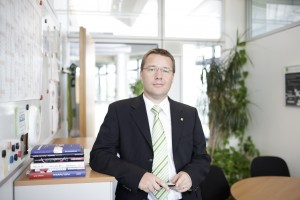 Christian Buggisch, Leiter Corporate Publishing, DATEV