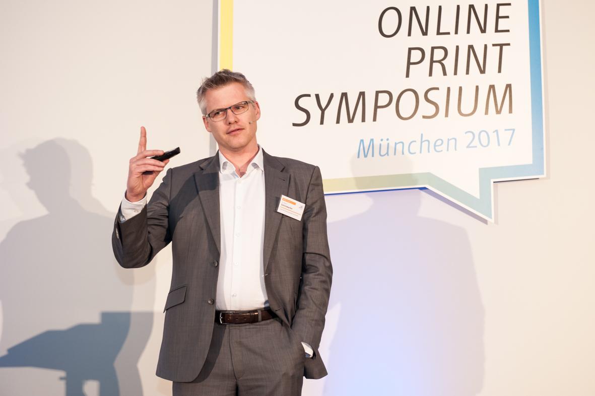 Vortrag im Rahmen des Online Print Symposiums | Online-Marketing & Recht